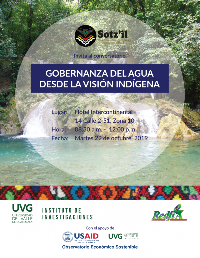 Gobernanza del Agua desde la Visión Indígena